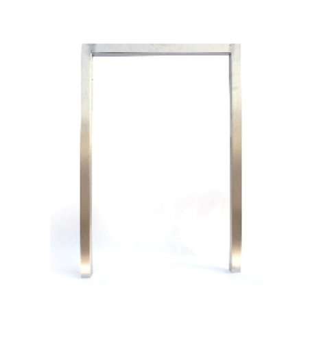 Cal Flame BBQ04101235 Stainless Steel Frame for Refrigerator Island Opening, 32.5-Inch by 25-Inch