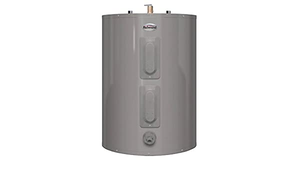 Amazon.com: New Richmond Rheem 6es40-d 40 Gallon Short Electric Hot Water Heater 4274650: Kitchen & Dining