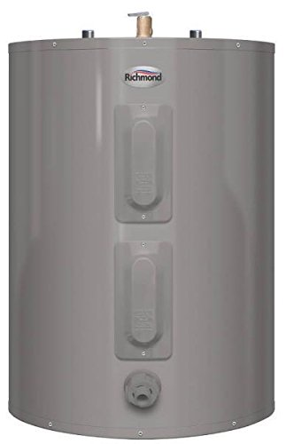 New Richmond Rheem 6es40-d 40 Gallon Short Electric Hot Water Heater 4274650