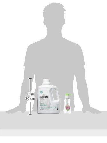 Excelsior SOAPFL3-U Liter Laundry Detergent with Eco Bottle, Fresh Scent (2) by Excelsior (Image #3)