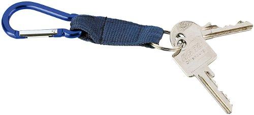 PEARL Schlüsselanhänger mit praktischem Karabinerhaken