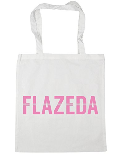 Gym x38cm Tote Flazeda Shopping HippoWarehouse litres Bag White 42cm Beach 10 tOw7cfq