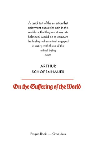 Great Ideas On the Suffering of the World