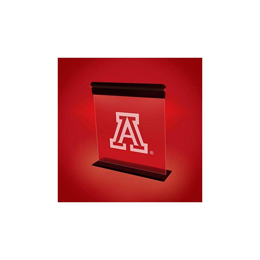 ARIZONA WILDCATS ACRYLIC LED LIGHT DISPLAY MAN CAVE OFFICE