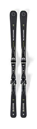 Blizzard Quattro 7.2 Ski w/TPC 10 Binding - Men's (13688)