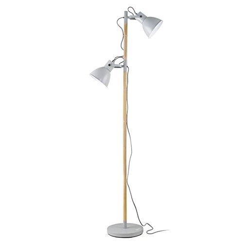 Cheap OttLite L1A921G9-SHPR Avery Floor Lamp-Grey