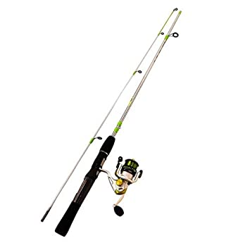 Zebco Quantum SSP30702M, 10, NS3 Zebco Quantum, Stinger Spinning Combo, 7 2Piece, Medium Power