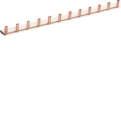 Hager KB163A Phasenschiene 1P Stift 10mm² 63A 12M