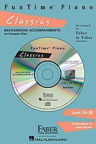 FunTime Piano - Level 3A-3B CD Classics by Nancy Faber, Randall Faber (2009-04-01)