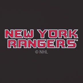 Word Logo 2 Design on Black iPad Air 2 Swivel Stand Case New York Rangers