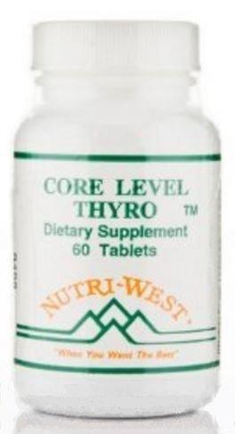 Nutri-West - Core Level Thyro - 60