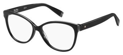 Max Mara Max Mara 1294 0807 Black - Mara Max Glasses