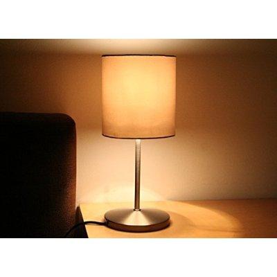 Ikea - Lámpara de mesa ingared - Lámpara de mesa 35 cm de ...