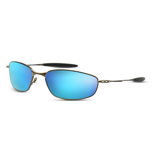 Metallic Ice Blue Replacement Lenses for Oakley - Replacement Oakley Lenses Whisker