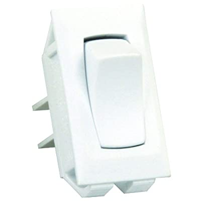 JR Products 13395 On/Off Switch - White: Automotive