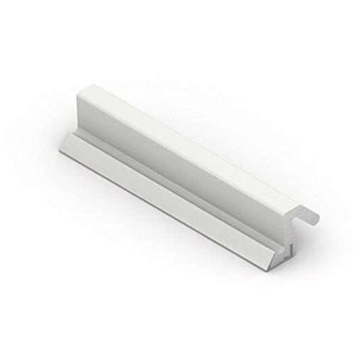 Aquamac Qlon AQ21 Schlegel Window and Door Gasket Weatherseal - White (Per Metre) HomeSecure