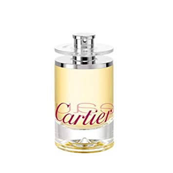 Cartier Zeste de Soleil Eau de Toilette Spray, 3.3 Ounce