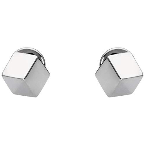 Calvin Klein Fractal Silver One Size Earring KJ39CE010100 ()