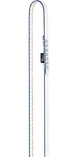 DMM Dyneema Sling 8mm x 120cm (48 in.) Open Sling - Red/White/Blue