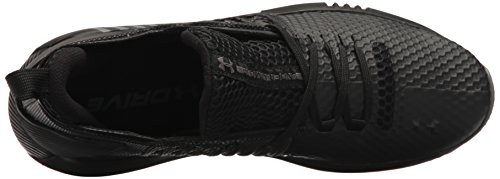 Nero Armour da Scarpe Black 4 002 Drive Low UA Under Basket Uomo nzwAqxZZ