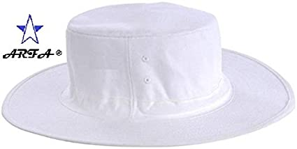 119ddac9176 Image Unavailable. Image not available for. Colour  ARFA Aaina Unisex  Cotton Cricket Umpire Hat ...