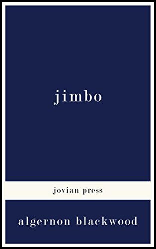book cover of Jimbo