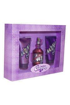 - Liz Claiborne Curve Crush Gift Set for Women (Eau de Toilette, Lotion, Shower Gel)