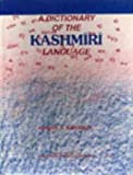 Dictionary of the Kashmiri Language, Grierson, George A., 818555787X