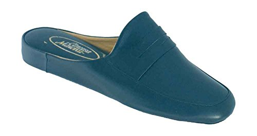 Cincasa Menorca Slip-On Lined Mens Slippers - Black - Size 39 40 41 42 43 44 Black