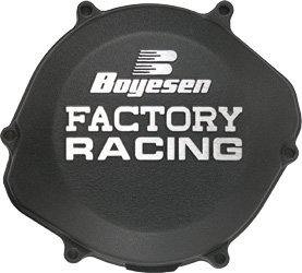 (Boyesen Factory Clutch Cover 87-01 Honda CR250 CR 250 CR500 500 Dirtbike MX)