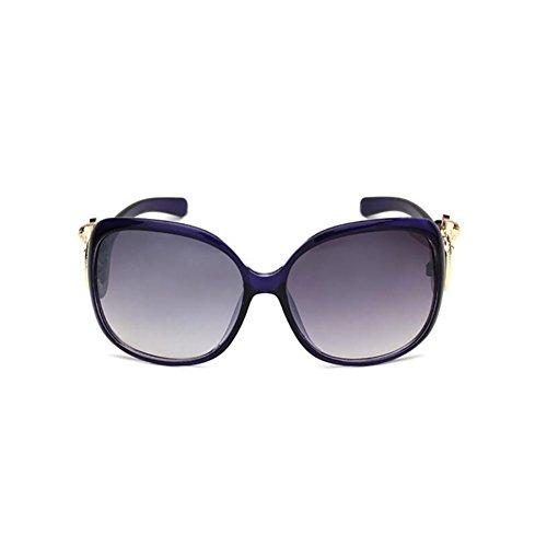 Gafas Gafas blue para GAOJUAN De Redblack UV400 Sol Mujer Protección FqxdO