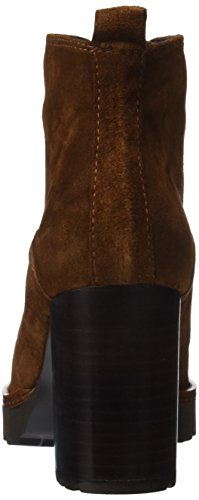 Gadea Brown Silk Women's Boots Ankle Noce 40738 HqrHROw
