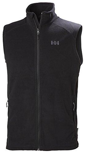 Helly Hansen Men's Daybreaker Fleece Vest,  Black,  XX-Large