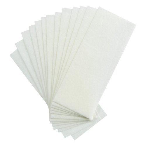mintbon-100-pcs-non-woven-facial-leg-body-hair-removal-wax-strips-paper
