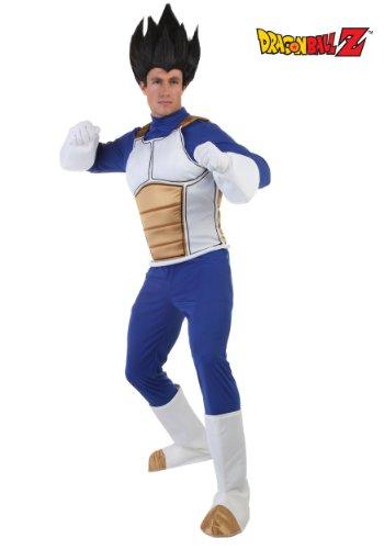 Fun Costumes Vegeta Costume (Vegeta Costumes)