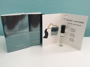 (Marc Jacobs Divine Decadence Sample-Vials For Women, 0.04 oz EDPLot Of 2Free Name Brand Sample-Vials With Every Order )