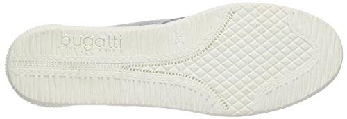 donna Sneakers J64283 grigio 160 basse Bugatti grigio q4tpxffw