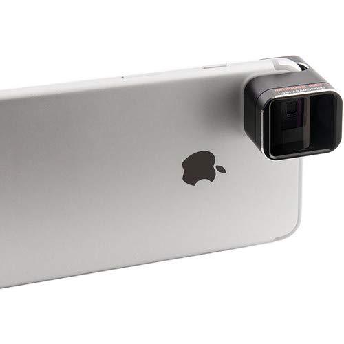 innovative design f8cf5 eb895 Moondog Labs 1.33x Anamorphic Adapter Lens for iPhone 8: Amazon.in ...
