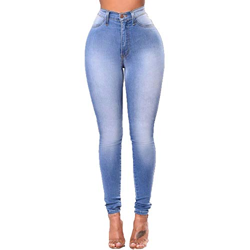 Jeans Blue2 Pantalon Stretch Coton ADEMI en Confortable Femme Jeans H8TTqdw