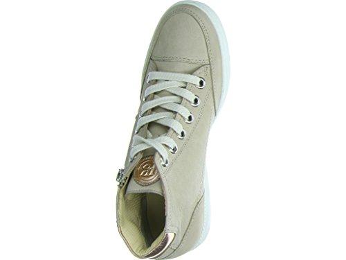Paul Green 4242-339 - Zapatos de cordones para mujer Rosa