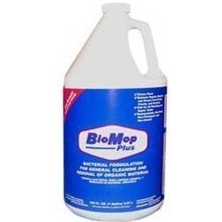BioMop Plus Floor & Drain Cleaner, 1 Gallon
