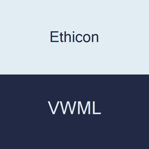 Ethicon VWML Vicryl Surgical Mesh, Woven, Sterile, Absorbable, 12'' Width, 12'' Length (Pack of 3)