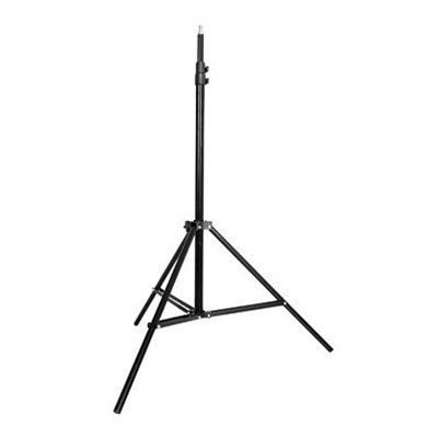 Aerizo GT439 Light Weight 7 Feet Long Leg Stand Tripod for Shooting, Photoshoot, Video Recording with Mobile & Camera Holder