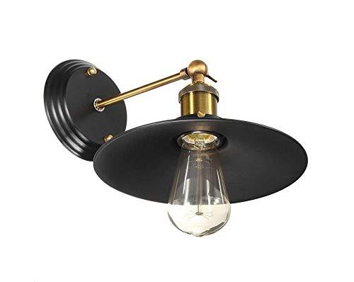 Amazon.com: Lightretro Loft Edison Pared Lámpara Dormitorio ...