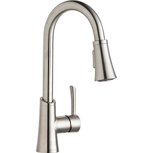 (Elkay LKGT3032LS Single Lever Pull Down Bar Faucet)