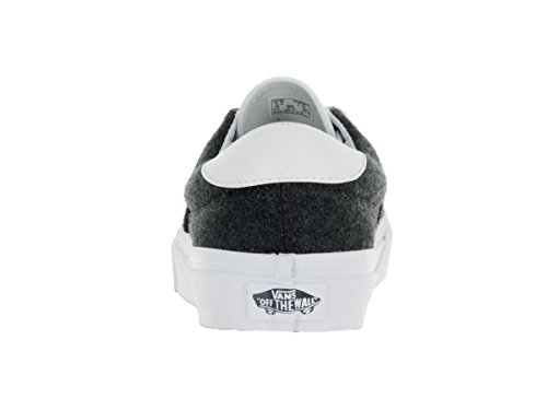 Furgoni Unisex Era 59 Scarpe Da Skate Carboncino / Vero Bianco
