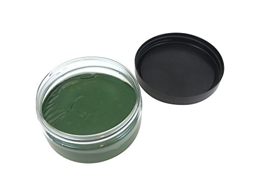 French Green Chromium Oxide Extra-Fine (0.3 microns or 60,000 grit) Stropping Polishing Finishing Compound Paste 50 Gram Jar 107224