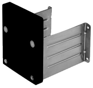 Garelick/Eez-In 71074:01 Stationary Outboard Motor Bracket - Vertical Transom Mount