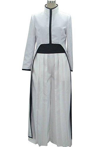 Cosplaybar Cosplay Costume Bleach Ulquiorra Schiffer Tailor Made (Toshiro Hitsugaya Costume)