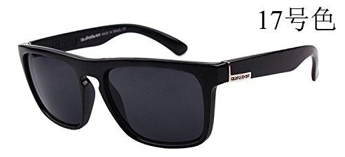 De Polarizada Sol Gafas Cuadrado Purplish Gafas Circulo Gafas De out Doble Polarizador Xue Sol De De hollowed Luz zhenghao Hembra Grande Caja Lampara Coreano R686qOUwx5